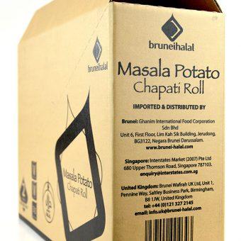 Die cut packaging brunei halal